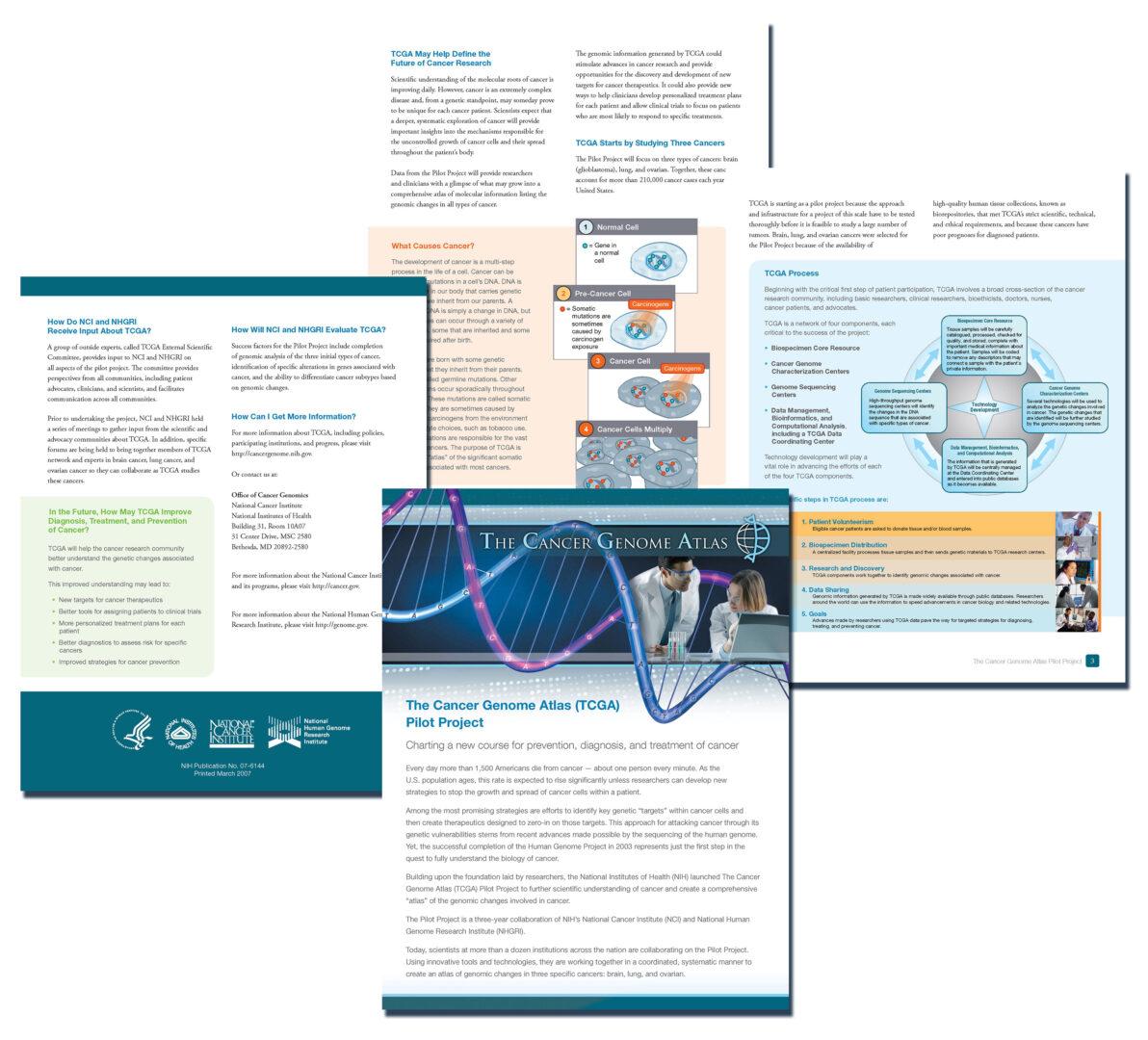 TCGA Brochure